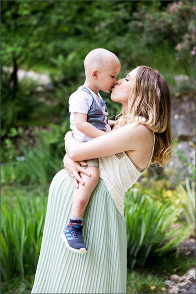 Babybauch Fotoshooting Lörrach